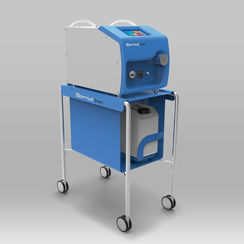 H2O2 sterilization VHP